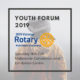 Proud Event Partner for the 2019 Victorian Rotary Youth Forum – 16 Feb 2019